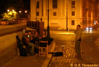 Street Musicians - Rome