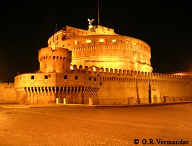 Castel Sant' Angelo - Rome